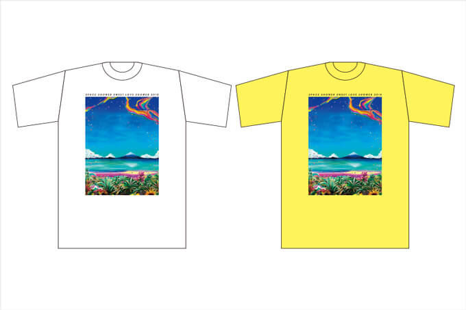 LAKE BREEZE Tシャツ Designed by FJD x POWER GRAPHIXX