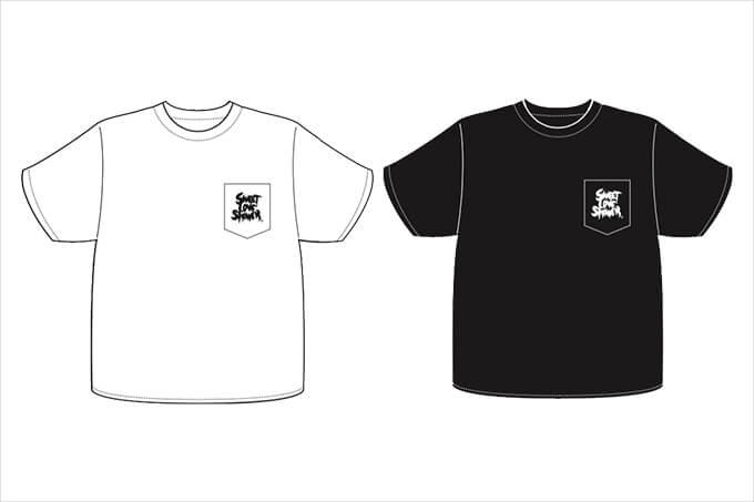 Camp And Destroy Tシャツ Designed by Masashi Kotsuji