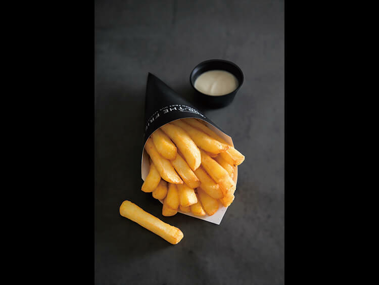 AND THE FRIET